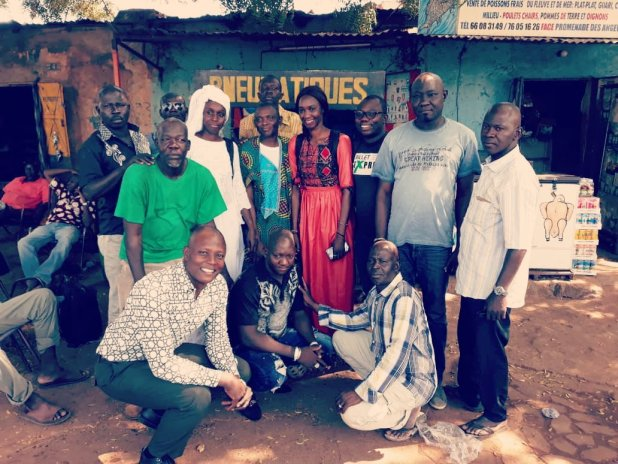 Rencontre syndicats  Sotrama Bamako, Billet Express x OSM Mali