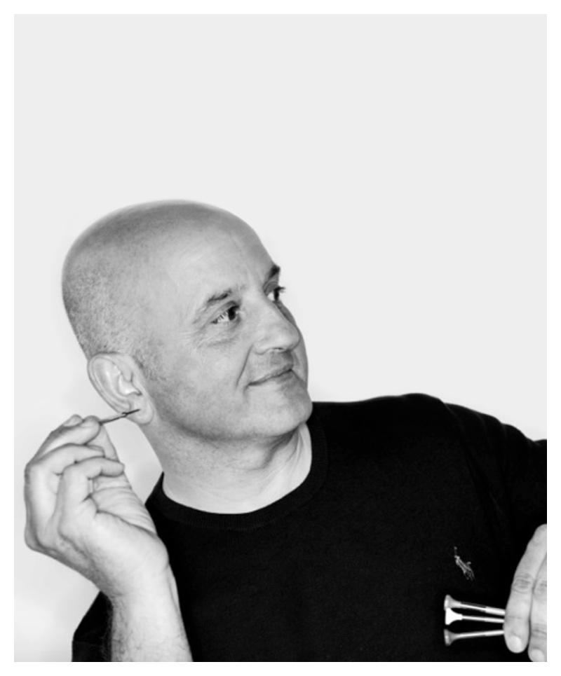 Portrait Emmanuel Bouchet