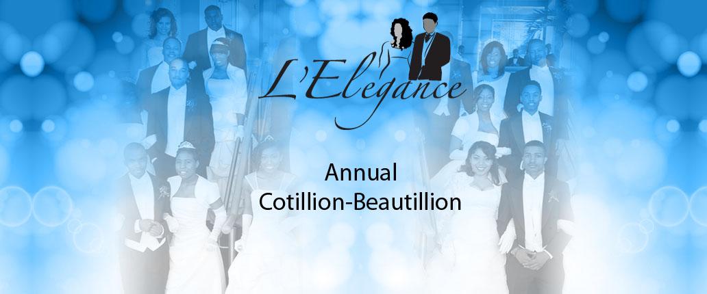 Cotillion page graphic