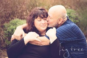 Beloved session - married for 25 years.