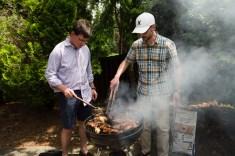 More barbecue!