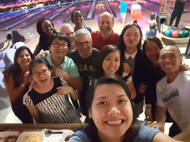 Group bowling 2