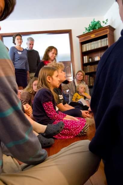 Prayer over children