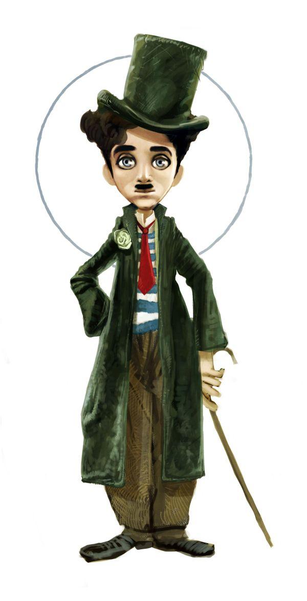 Character Design Charlot Emmanuel Gorinstein