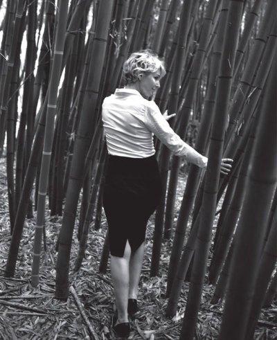 Emmanuelle Soulier Mandarin Magazine Bambous