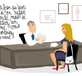 dessin pour magazine ca m'interesse dessin de presse les maladies ont elles un sexe