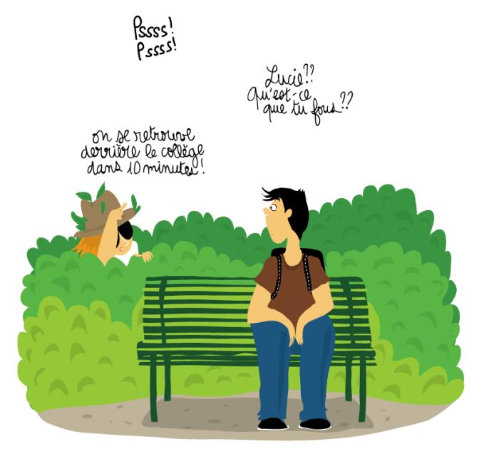 dessin humour ado amoureux