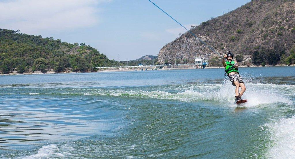 water ski valle de bravo