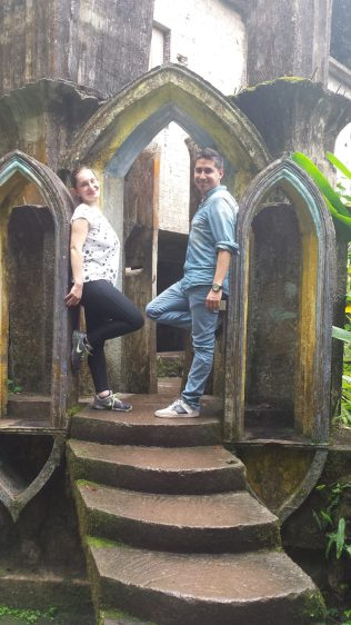 Xilitla, Castillo Surrealista de Sir Edward James