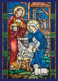 The Holy Family-small
