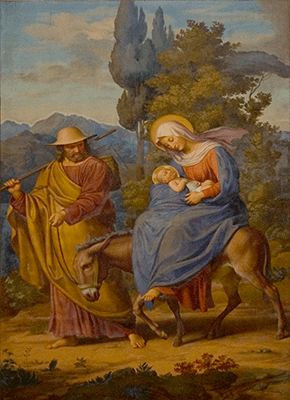 Speyer-Holy Family-art