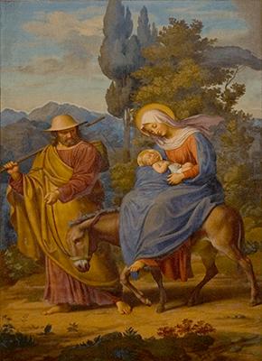 Speyer-Holy Family-art