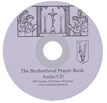 The Brotherhood Prayer Book Audio CD