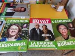 Candidats legislatives 2017 EELV Auvergne 1