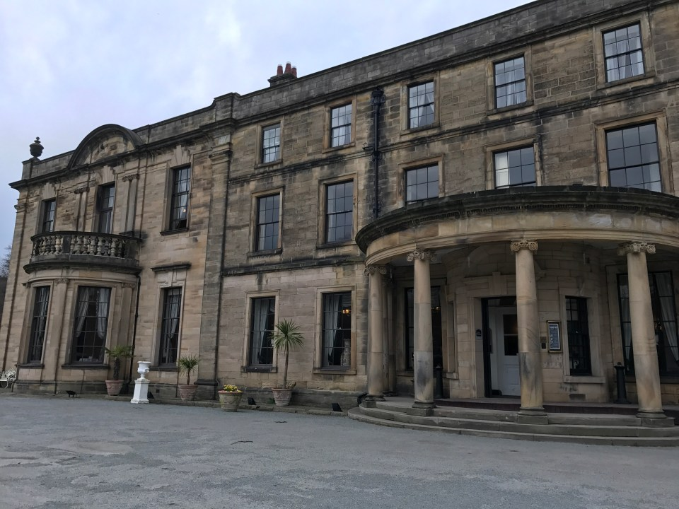 Beamish Hall – Afternoon Tea Review