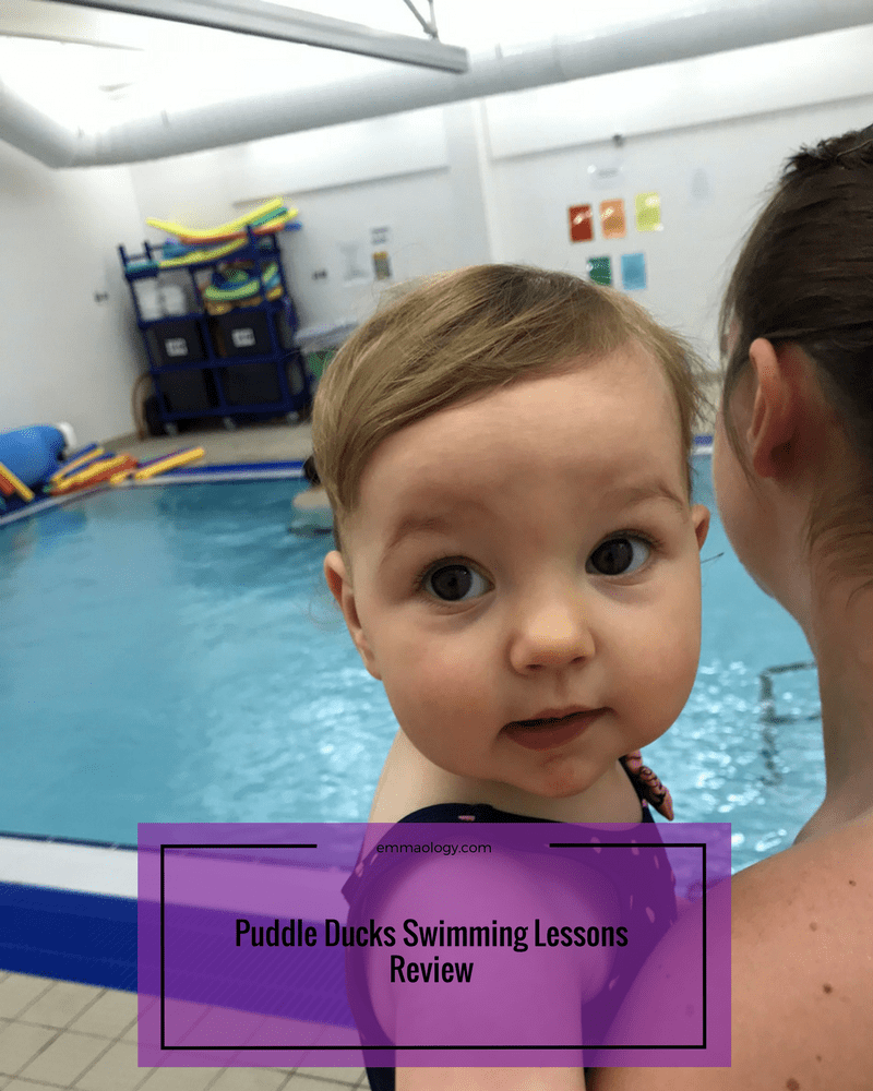 Puddle Ducks Swimming Lessons – Review