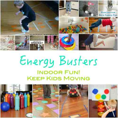 Energy Busters