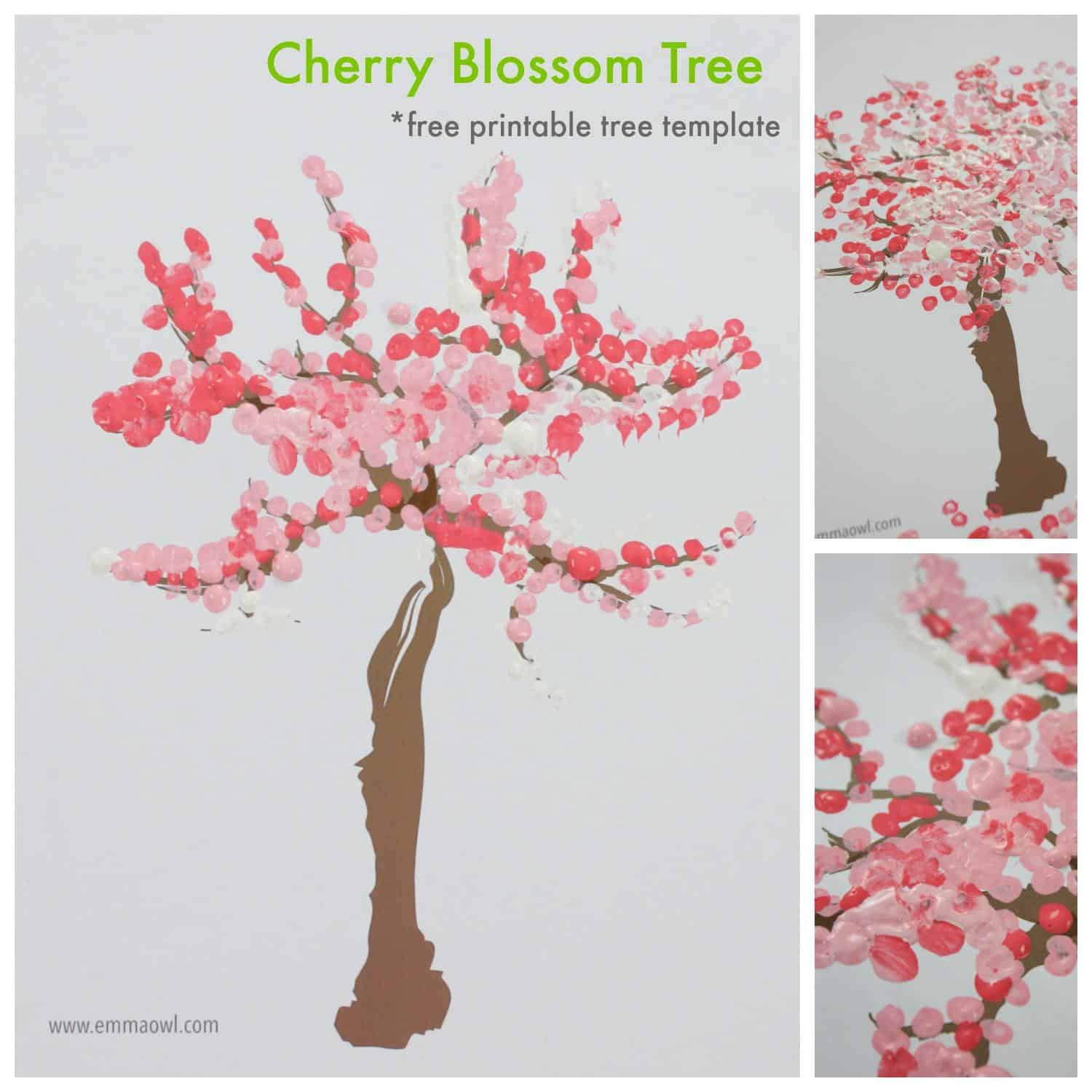 This is an image of Printable Tree inside craft