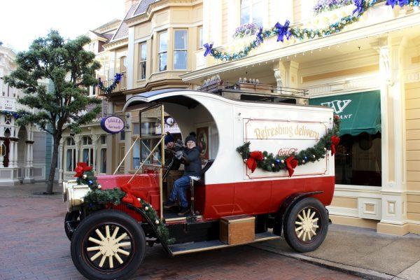 Top Tips Visiting Disneyland Paris Christmas