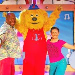 Presenting 'Fun Song Factory' with Dave Benson Phillips (UK Tour)