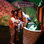 Donna Dumpling in 'Jack & The Beanstalk'