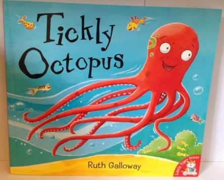 tickly octopus book