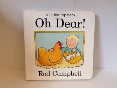 oh dear book