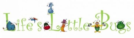 life's little bugs logo