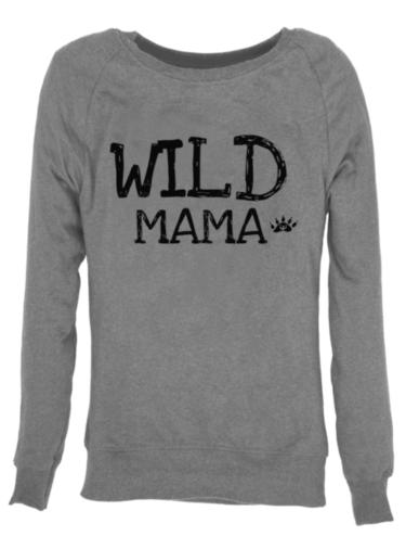 wild mama sweatshirt