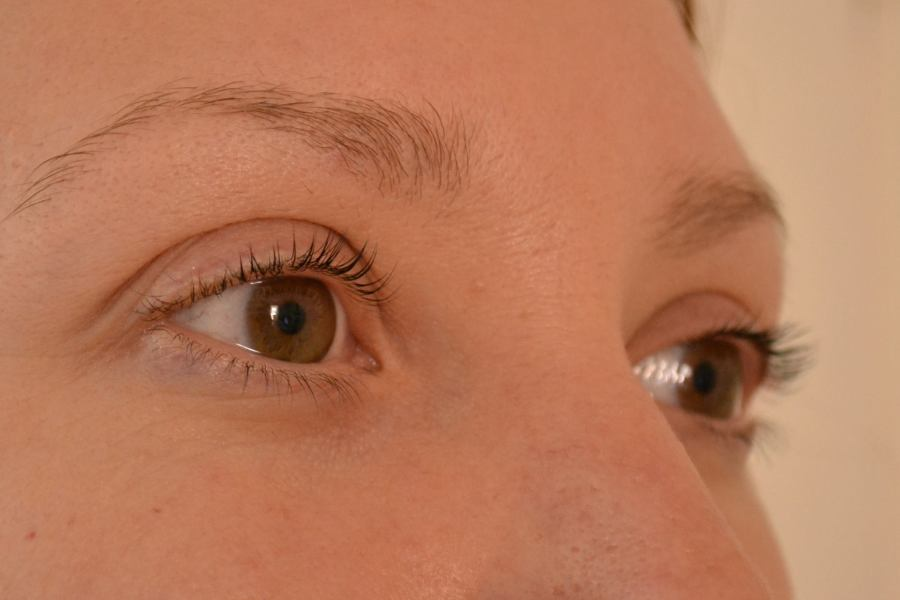 lashes finished