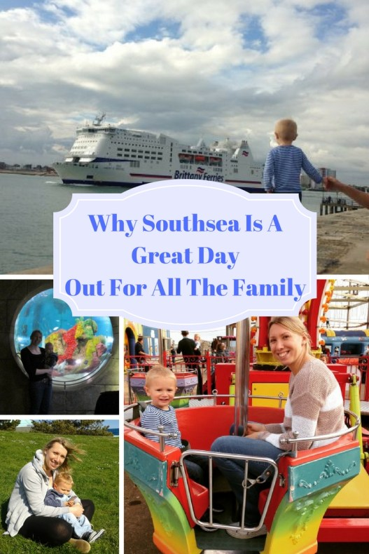 why southsea is a great day out for all the family