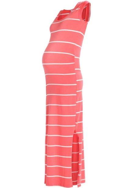 mamalicious maxi dress
