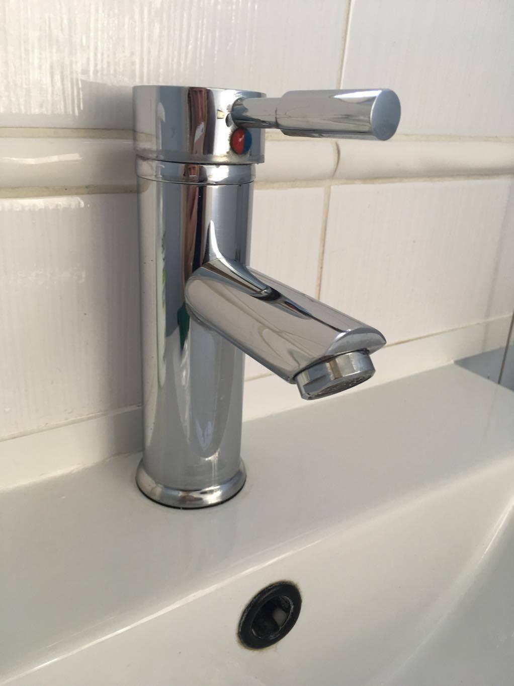 clean tap