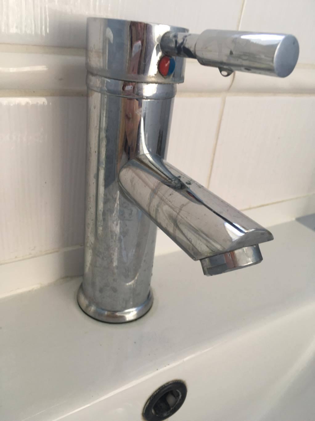 dirty tap