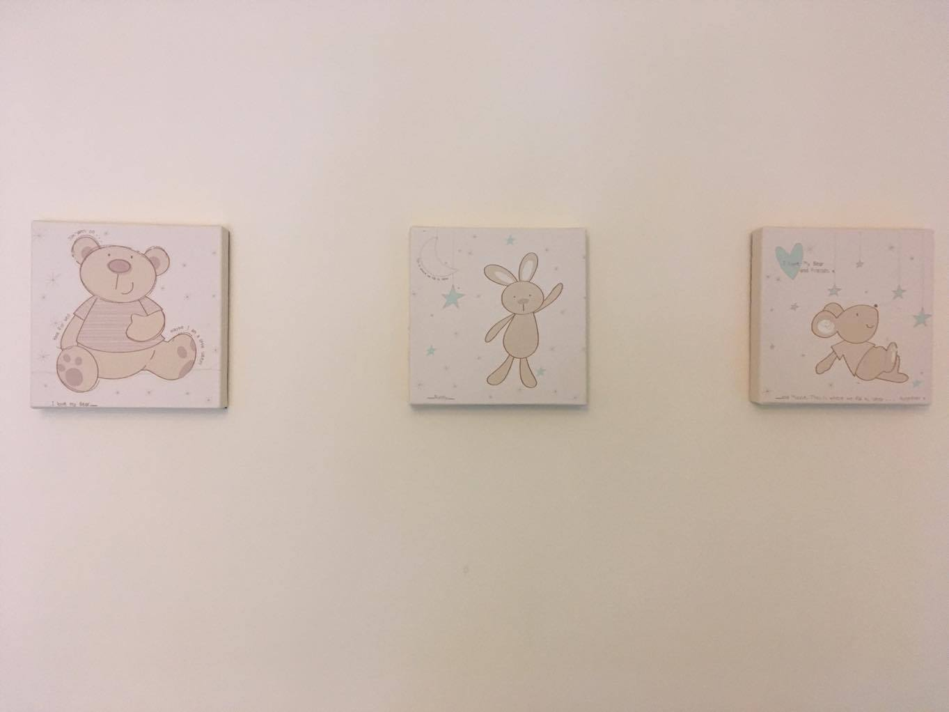 old bears canvasses