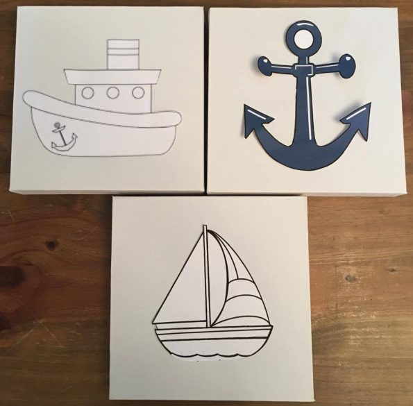 templates on canvasses