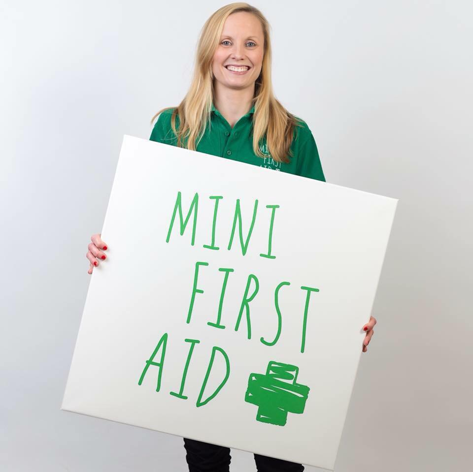 Alison from mini first aid Berkshire