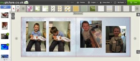 making the photobook