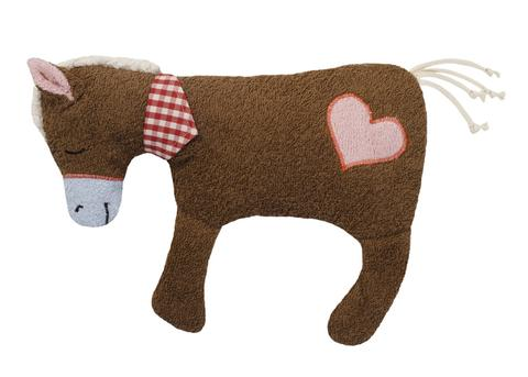 sustainable Christmas gift idea a warming horse