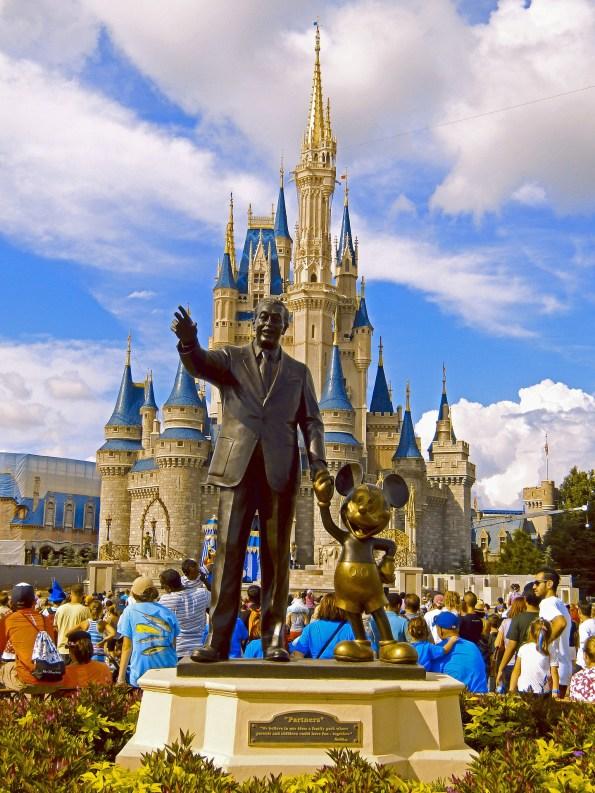 Disney World Florida, the castle