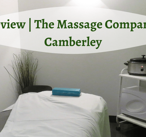 review the massage company camberley