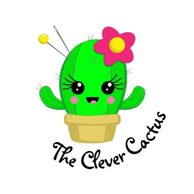 The Clever Cactus logo