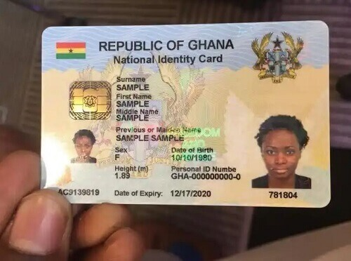 How To Get Ghana Card For SIM Card Re-registration