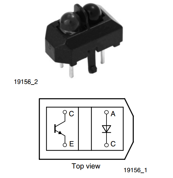Figure 98 Phototransistor And Infrared Emitter Circuit