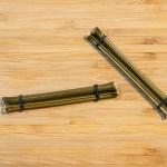 Pinces en bambou
