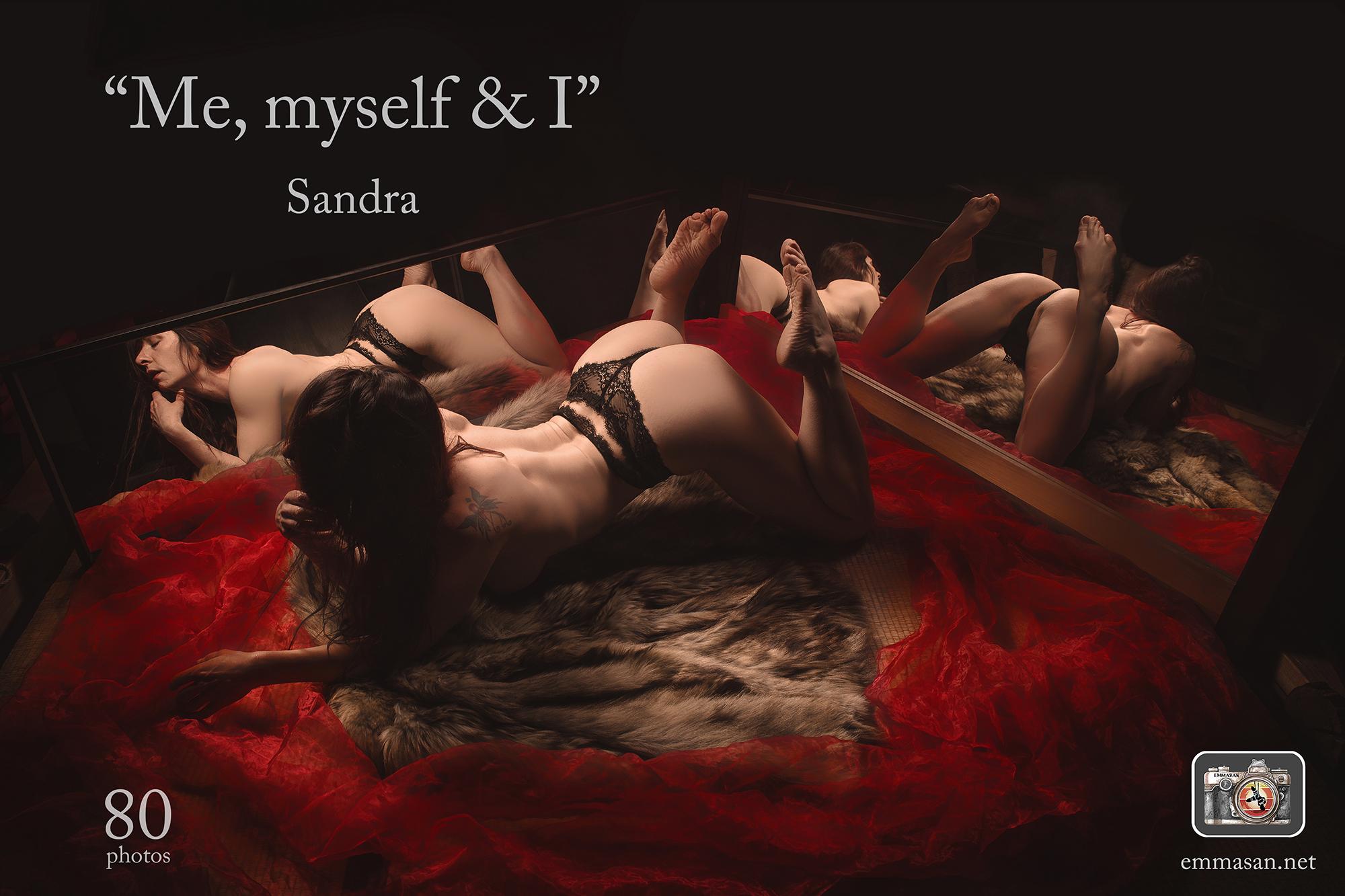 [eBook Pdf] Me, myslef & I – Sandra