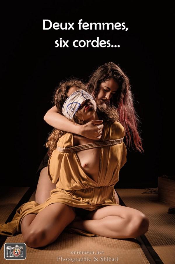 Deux femmes six cordes