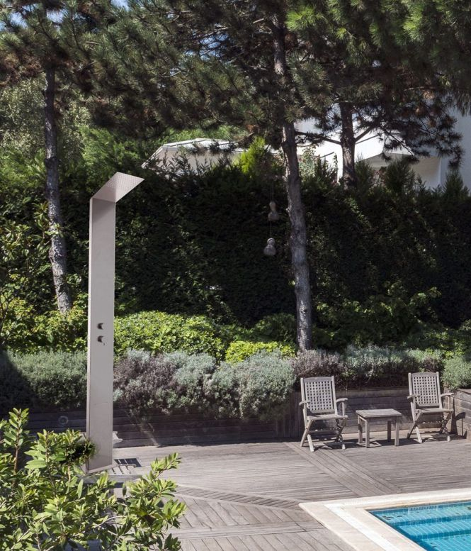 Ducha jardin