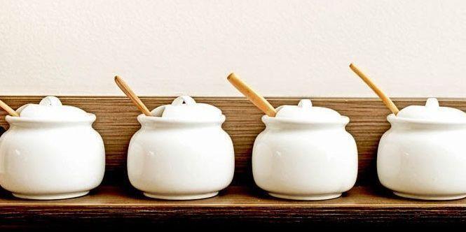 jarras para decorar una mesa