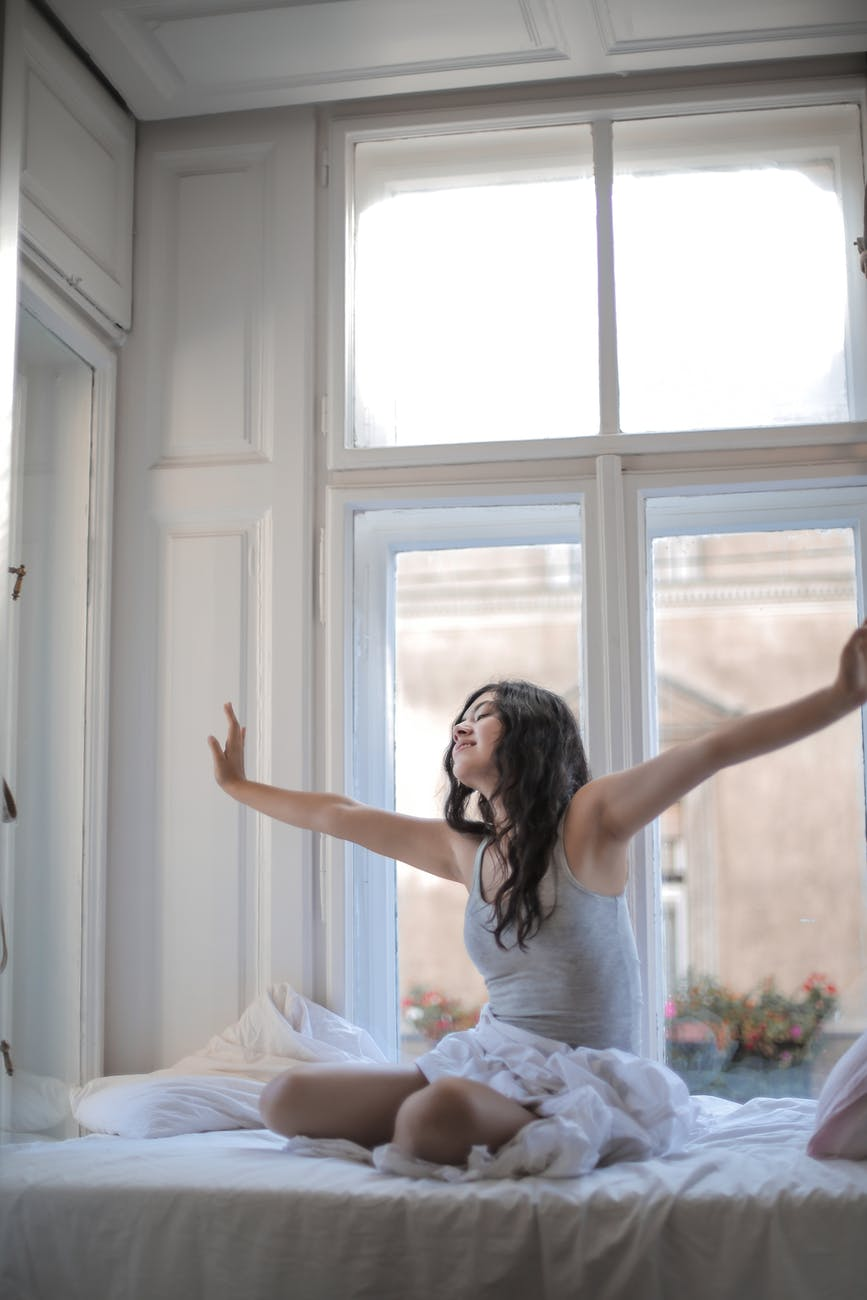 wakeup early without feeling tired